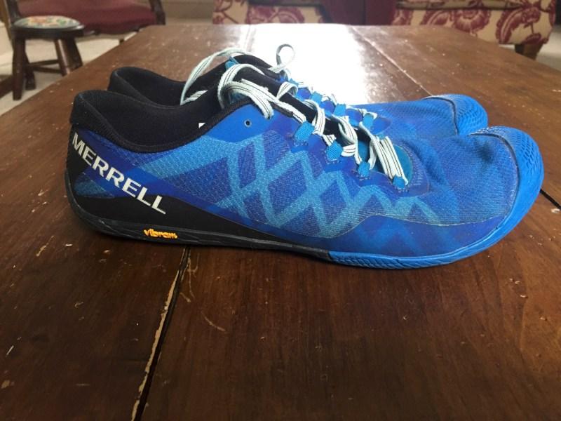 The running shoe