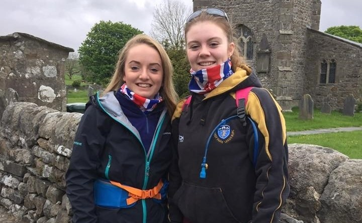 The Three Peaks for the Yorkshire Air Ambulance:  A review from Megan and Holly.