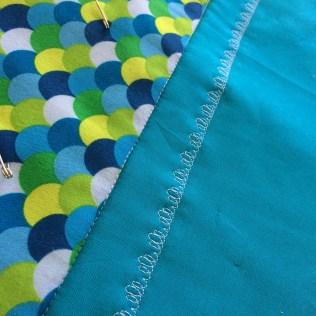 Decorative Swirl Stitch