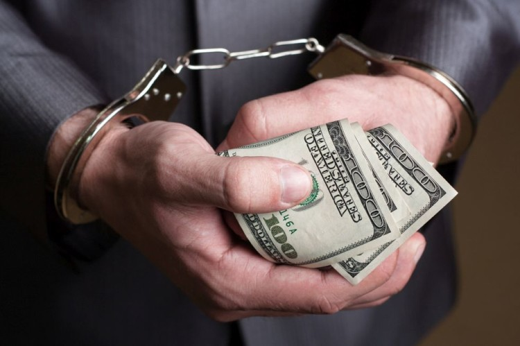 THEFT OF COUNTY FUNDS REPORT FROM COMPTROLLERS OFFICE (LIST