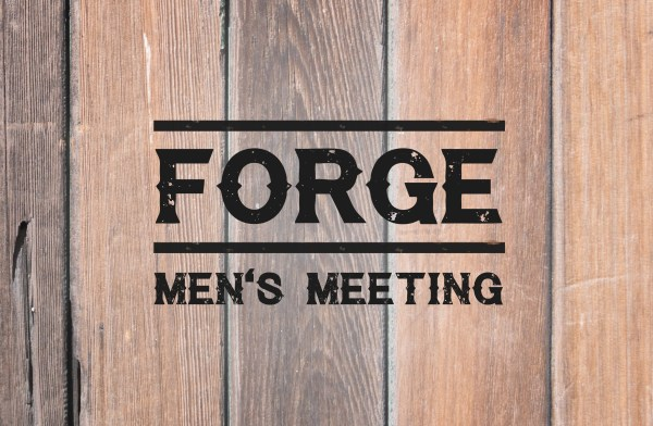 January Men\'s Meeting Image