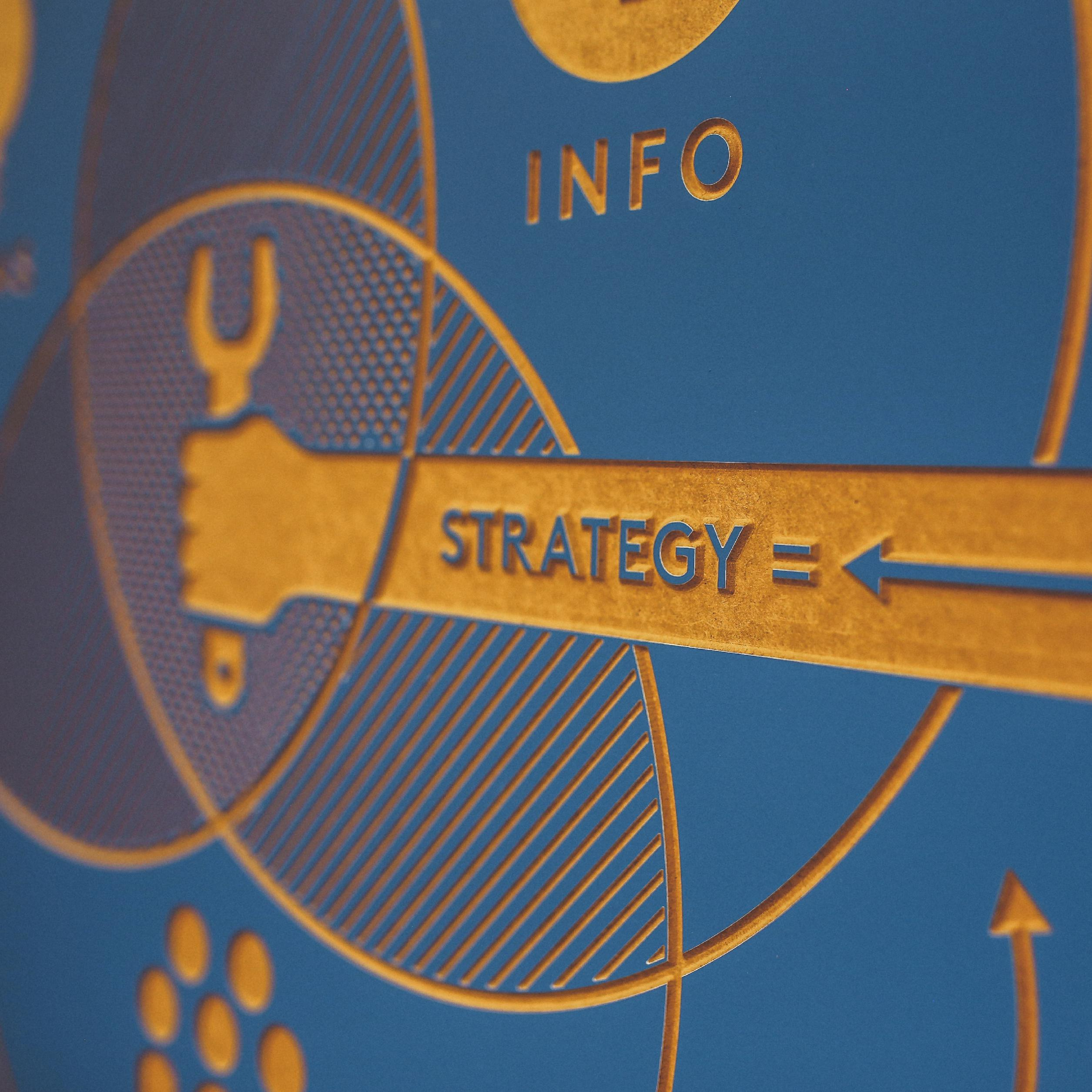 Image from internet showing diagram of strategy and info. Used on content marketing celebrity endorsement blog for Crosswind Media and Public Relations