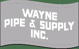 Wayne Pipe _ Supply Grey Logo