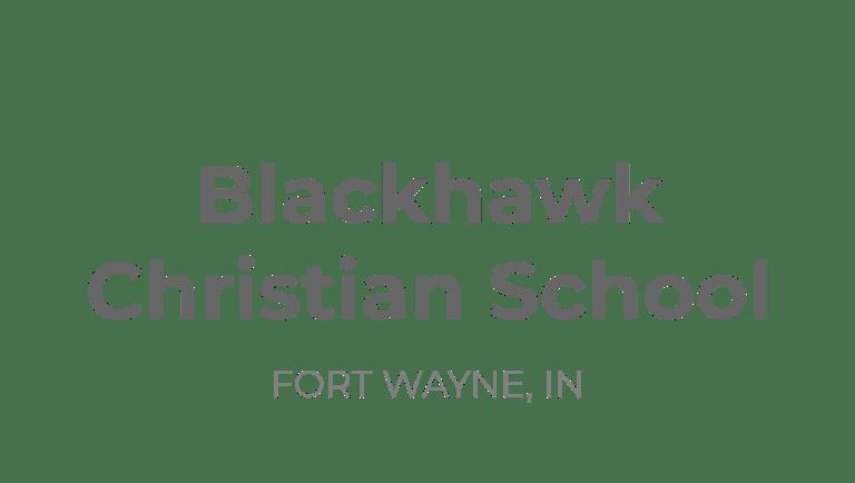 Blackhawk Christian School