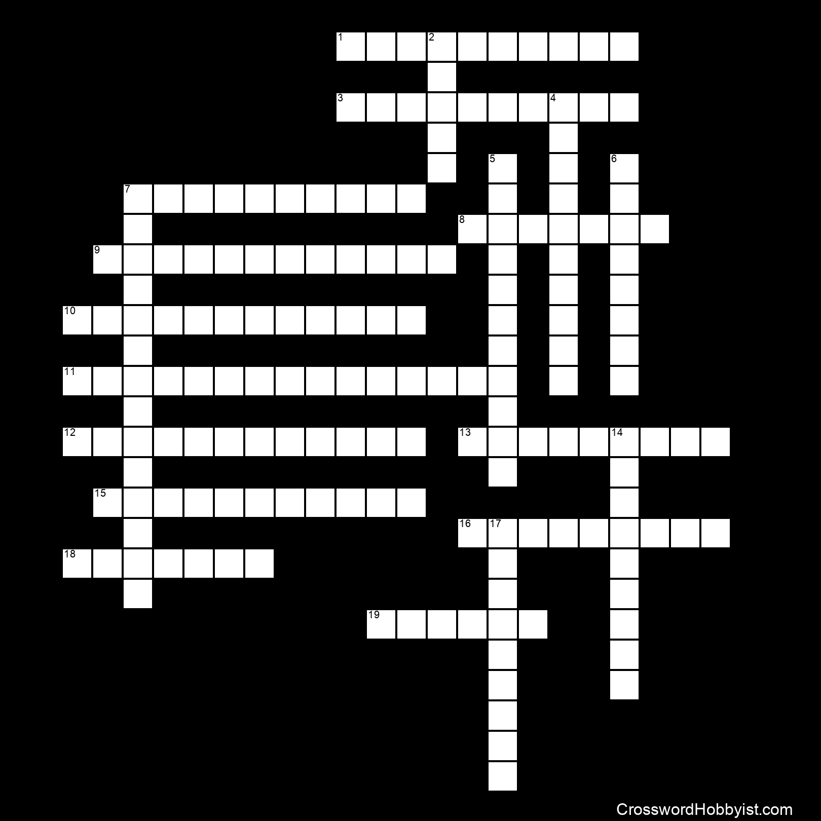 Biology Crossword