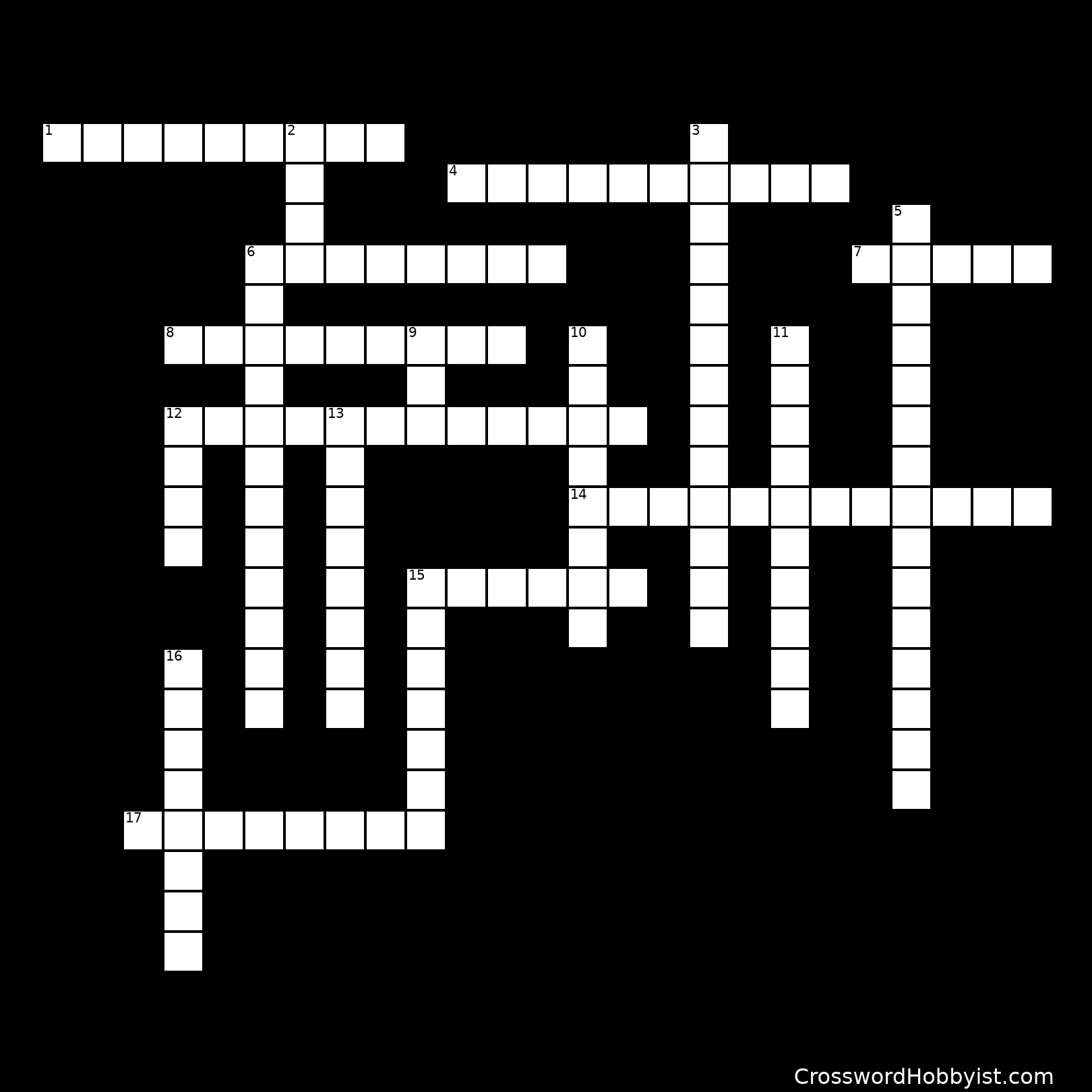 Nuclear Chemistry Crossword