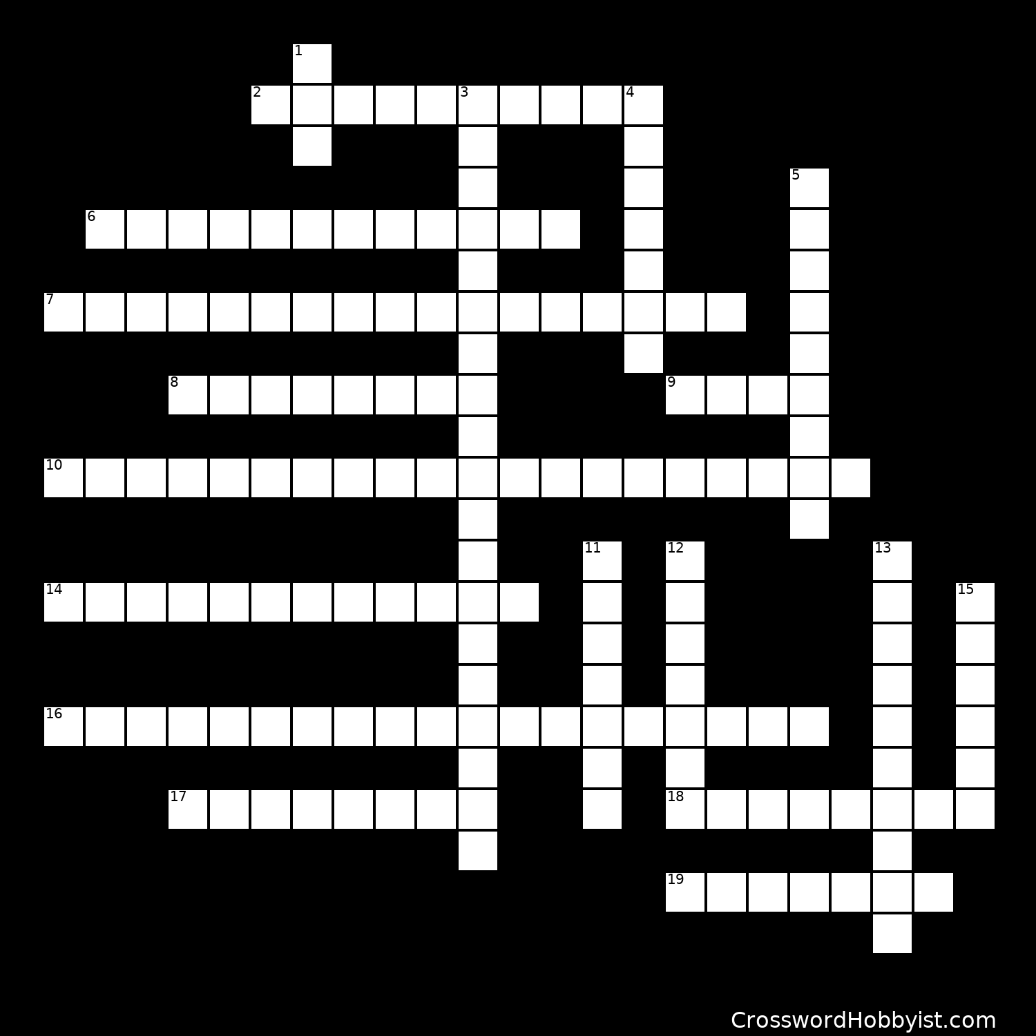 Order Of Operations Crossword