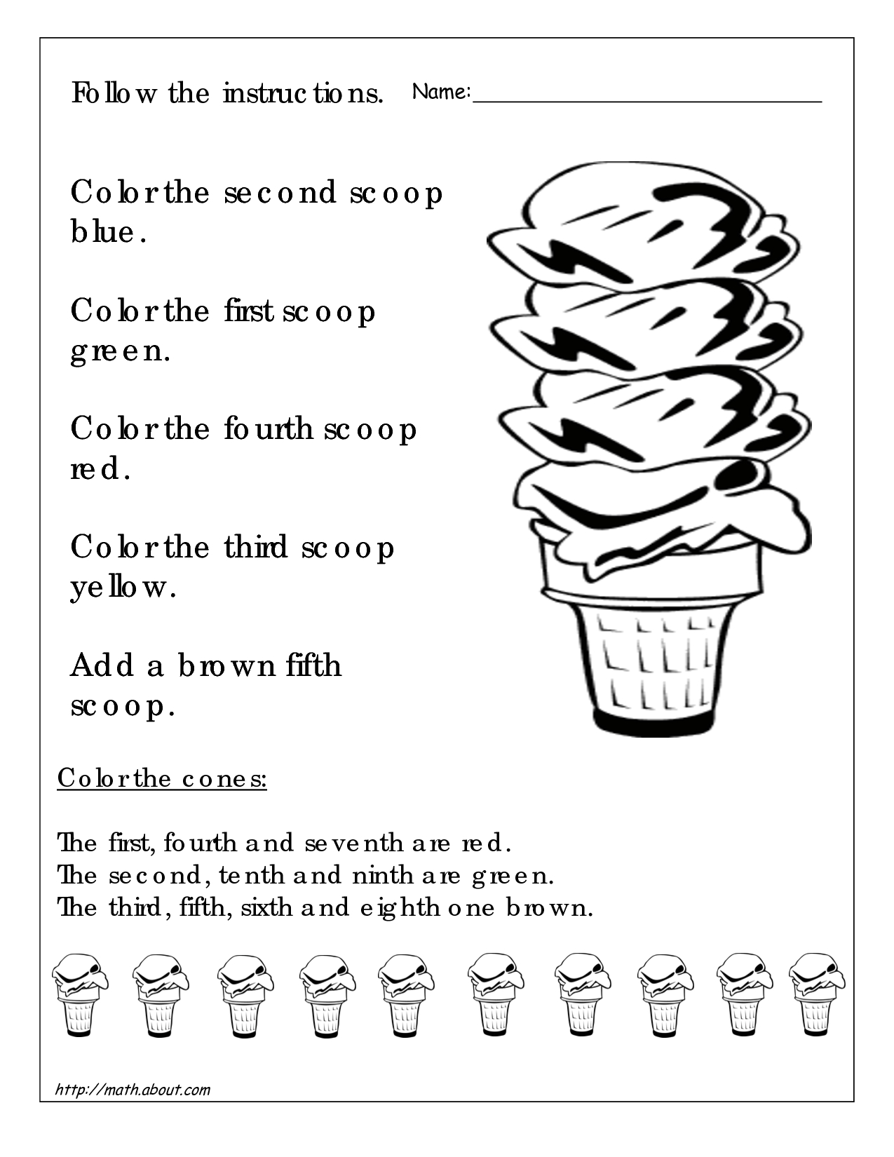 Printable Puzzles For 3rd Grade