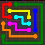 Flow Free Daily Puzzle October 21 2016 Solutions