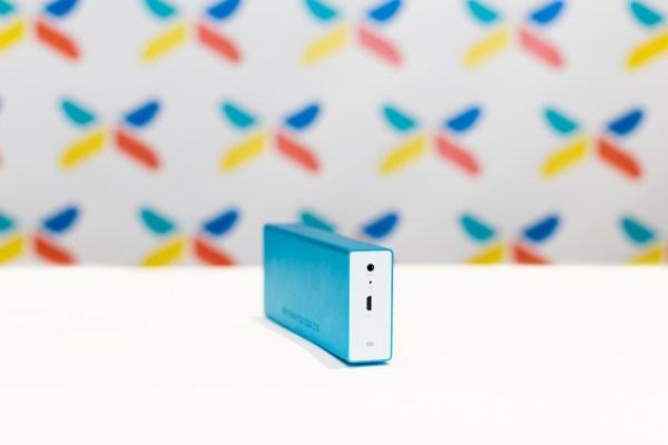 12817 Xiaomi Mi Bluetooth Speaker Modrý (1)