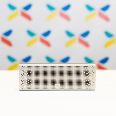 Xiaomi Mi Bluetooth Speaker Zlatý (2)