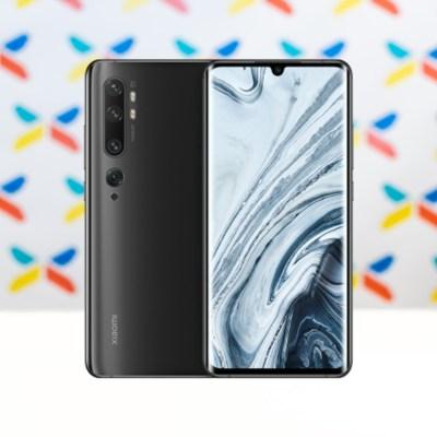 Xiaomi Mi Note 10 cierny