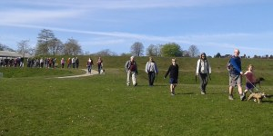 Boundary Walk @ Goldsmiths Recreation Ground | United Kingdom
