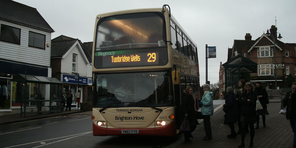 Image result for brighton bus 29