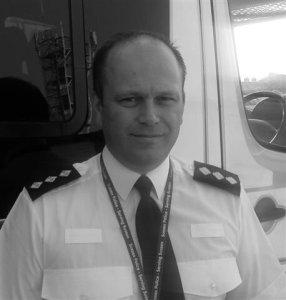 Chief Inspector Gary Pike Wealden District Commander