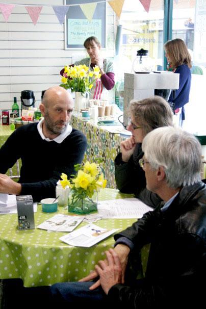 Hailsham Pop-up Energy Cafe