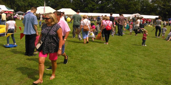 Crowborough Summer Fair at Goldsmiths