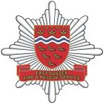 East Sussex Fire Rescue badge