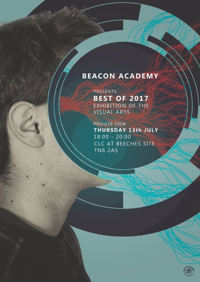 Beacon Academy Display of isual Arts student work Thursday 13th July 2017 from 5.30pm