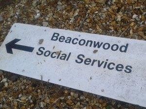 Beaconwood-sign