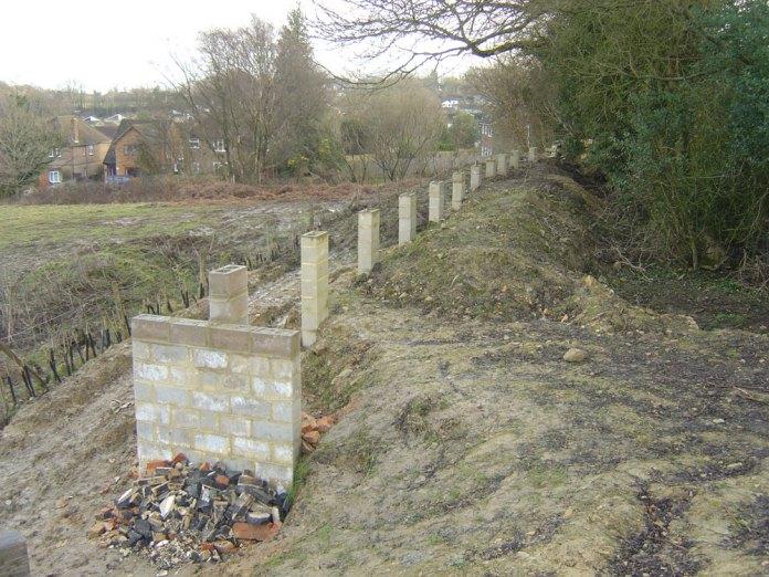 Extension Crowborough Miniature Railway