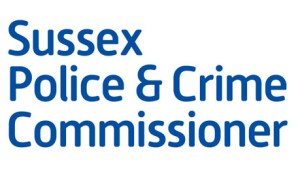 Sussex Police Crime Commissioner logo