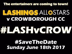 lashings cricket crowborough