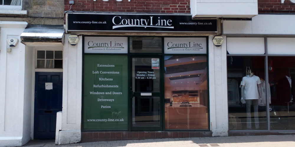 Photo CountyLine Extensions and Living Spaces located of 5b Belmont Building, High Street in Crowborough