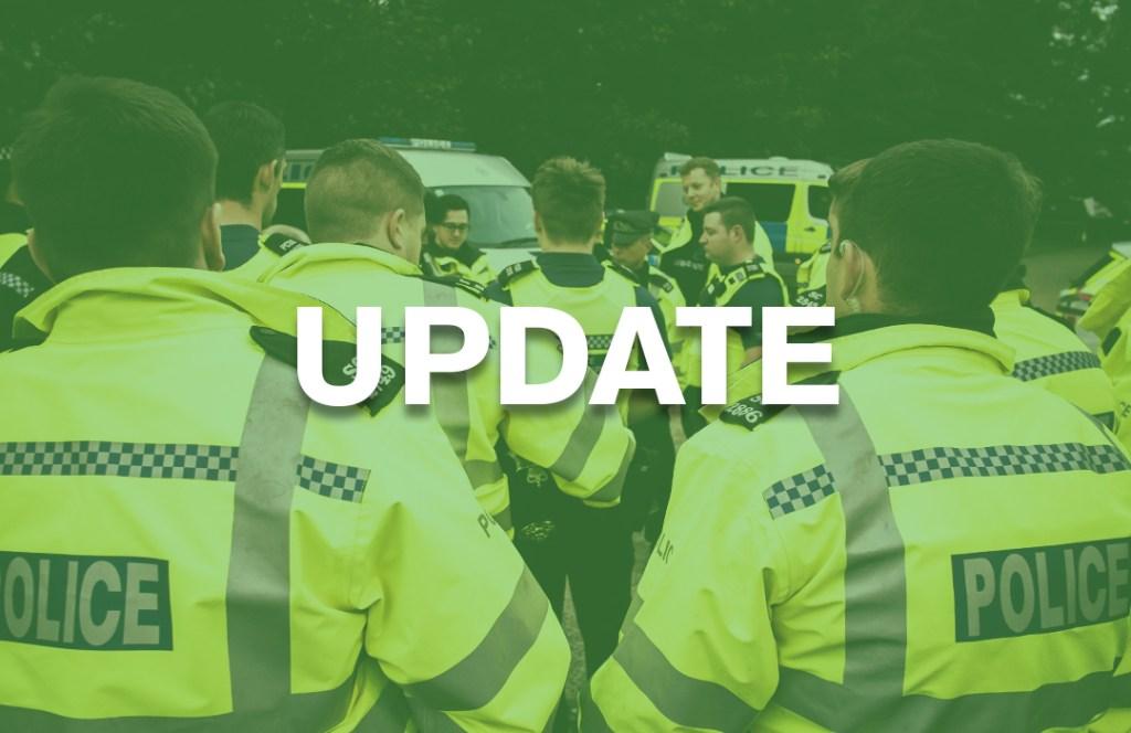 Sussex Police update