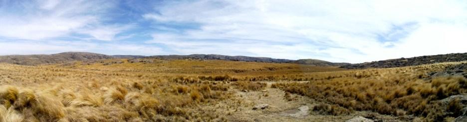 Parque Nacional Quebrada del Condorito, ARG