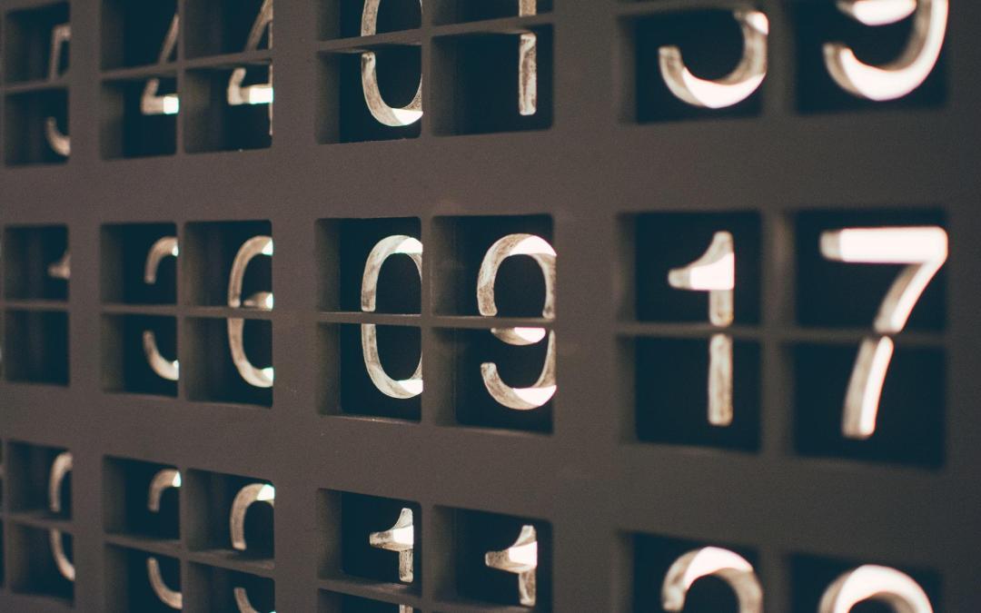 Precampaña en números