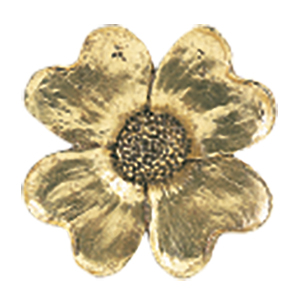 Crowder Designs Decorative Drapery Bracket Collection | Dogwood