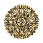 Crowder Designs Decorative Drapery Bracket Collection | Medallion