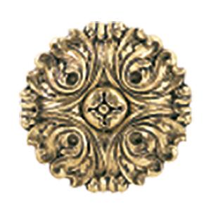 Crowder Designs Decorative Drapery Bracket Collection | Medallion