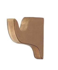 Crowder Designs Bracket Collection | Extended Plain Smooth Bracket