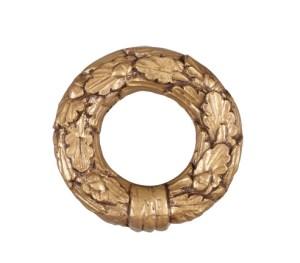 Crowder Designs Tie Back Collection   Leaf Ring