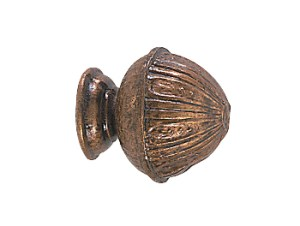 Crowder Designs Classic Finial Collection   Small Ball