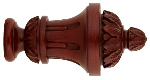 Crowder Designs Hand Carved Finial Collection | Pulitzer