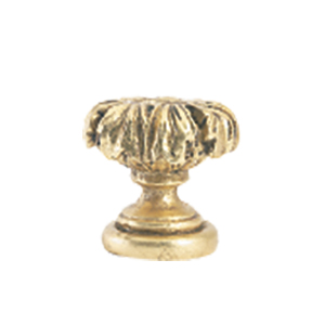 Crowder Designs Finial Base | Flower