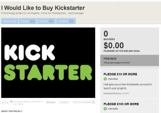 kup kickstartera