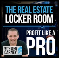 real estate locker room podcast