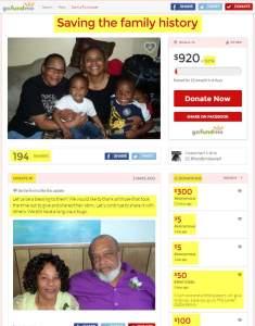Rhonda Maxwell Saving the family history
