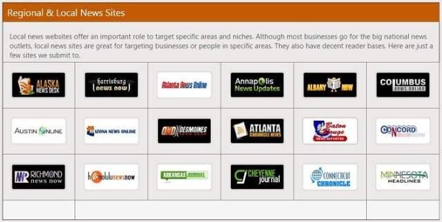 CrowdFunding Exposure Regional News Paper and News Exposure