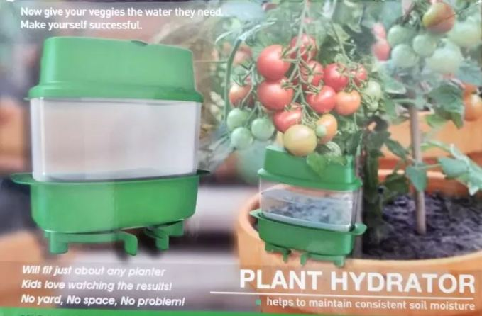 Live Healthier Sustainably Organically Green for Green Lindsay Corporation NYSE: LNN Plant Hydrator