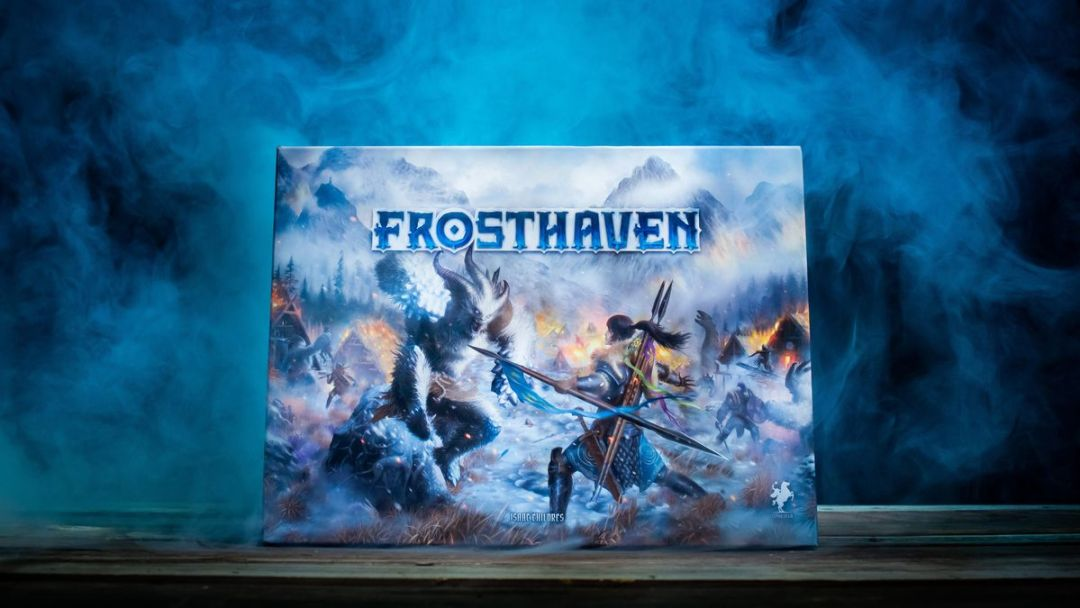 Frosthaven - crowdfunding - top 10