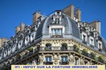 Déclaration d'impôt sur le patrimoine immobilier