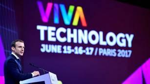 ¬¬¬¬¬Lancement d'un nouveau fonds, pour soutenir les start-up françaises.-salon Vivatech,
