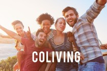 Coliving, colocation et coworking