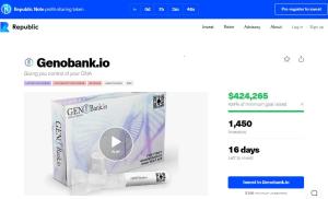 Genobank collecte 500 000 dollars pour un kit de test ADN