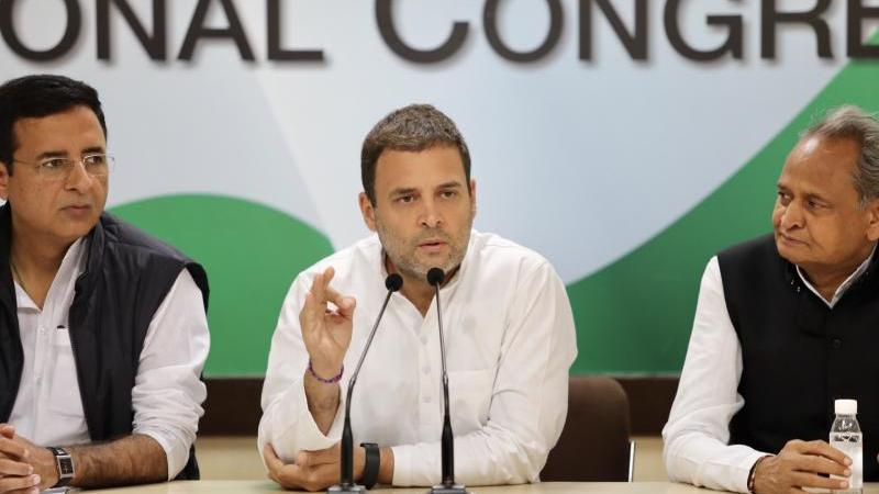 Like in Telangana, Congress Party Places all Eggs in the Farmer's basket